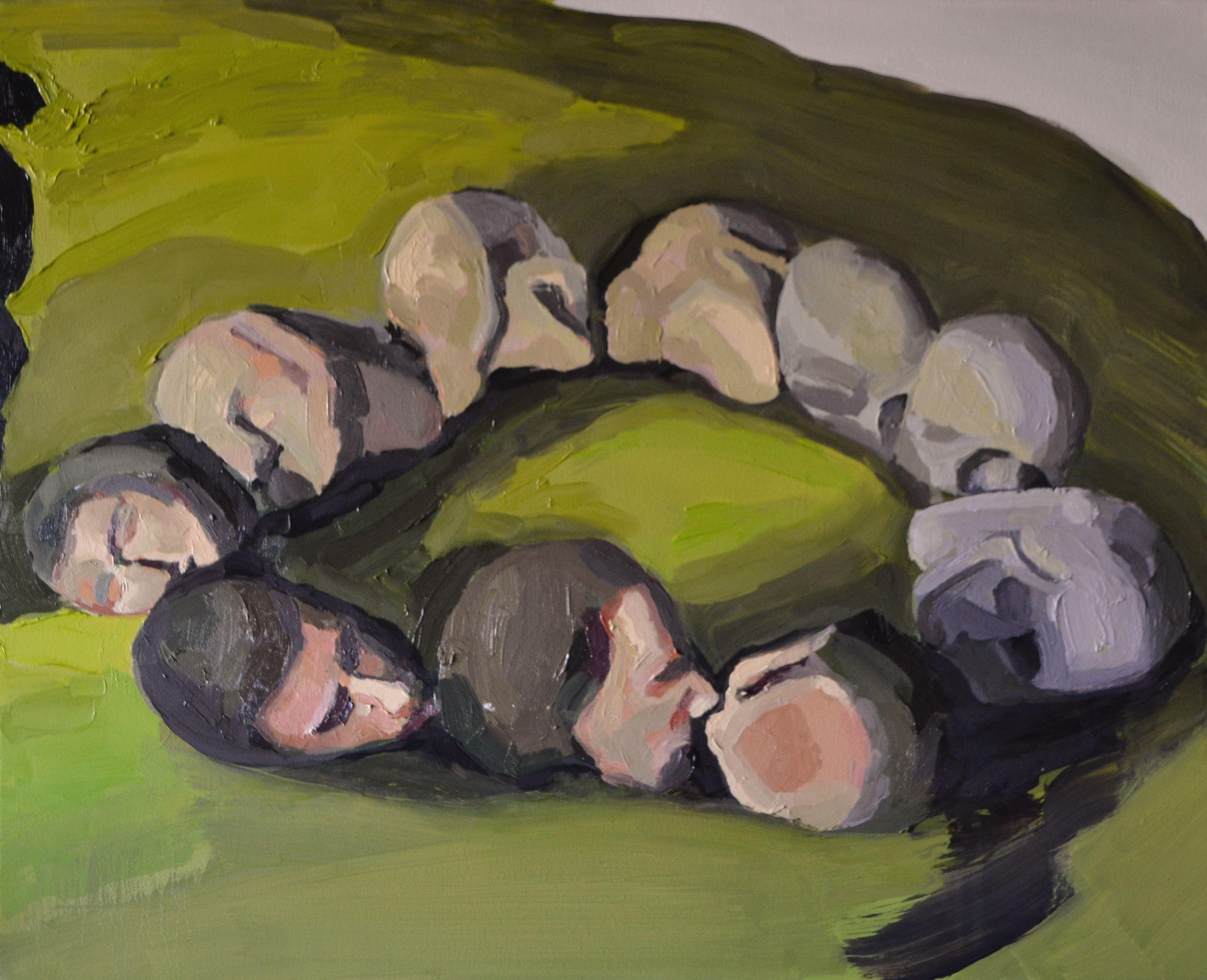 Cabezas de Mariana Palomino