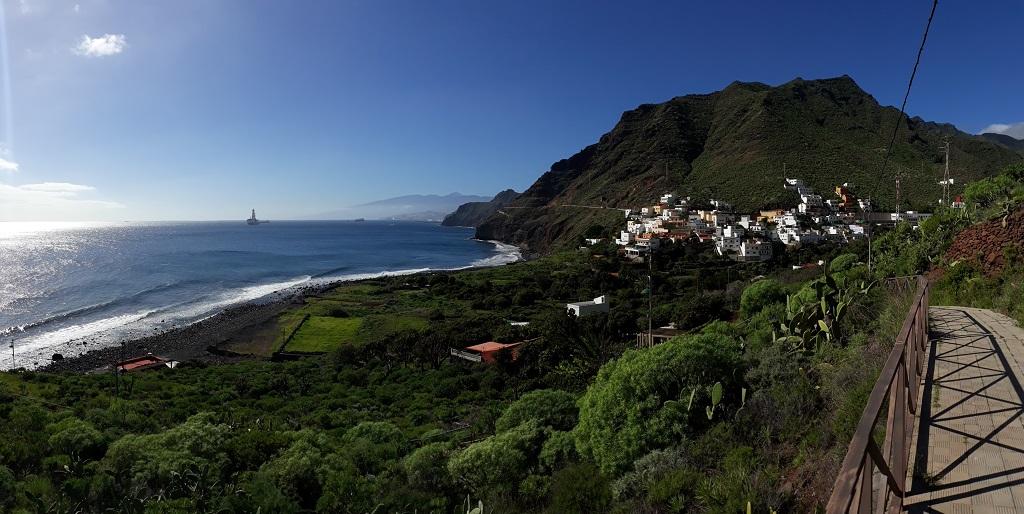Imagen de Igueste de San Andrés, en la isla de Tenerife