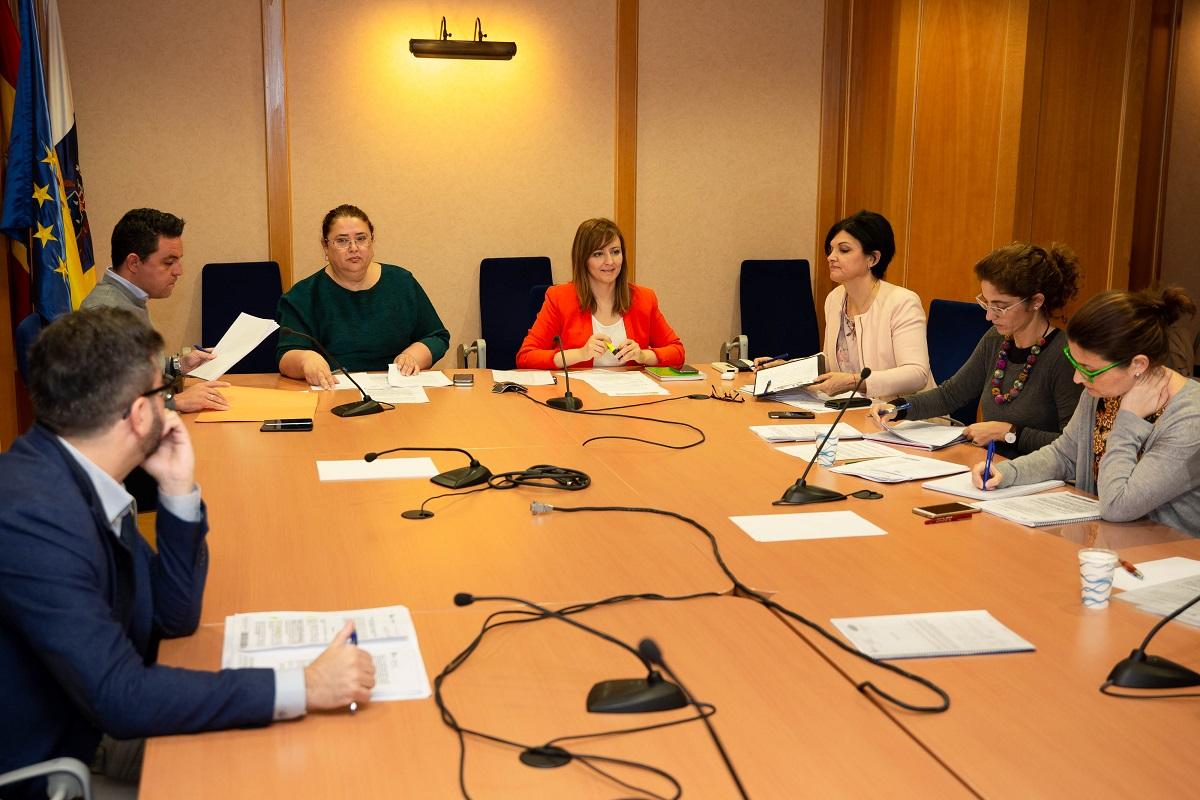 Nieves Lady Barreto preside la puesta en marcha del Órgano de Evaluación Ambiental e Informe Único