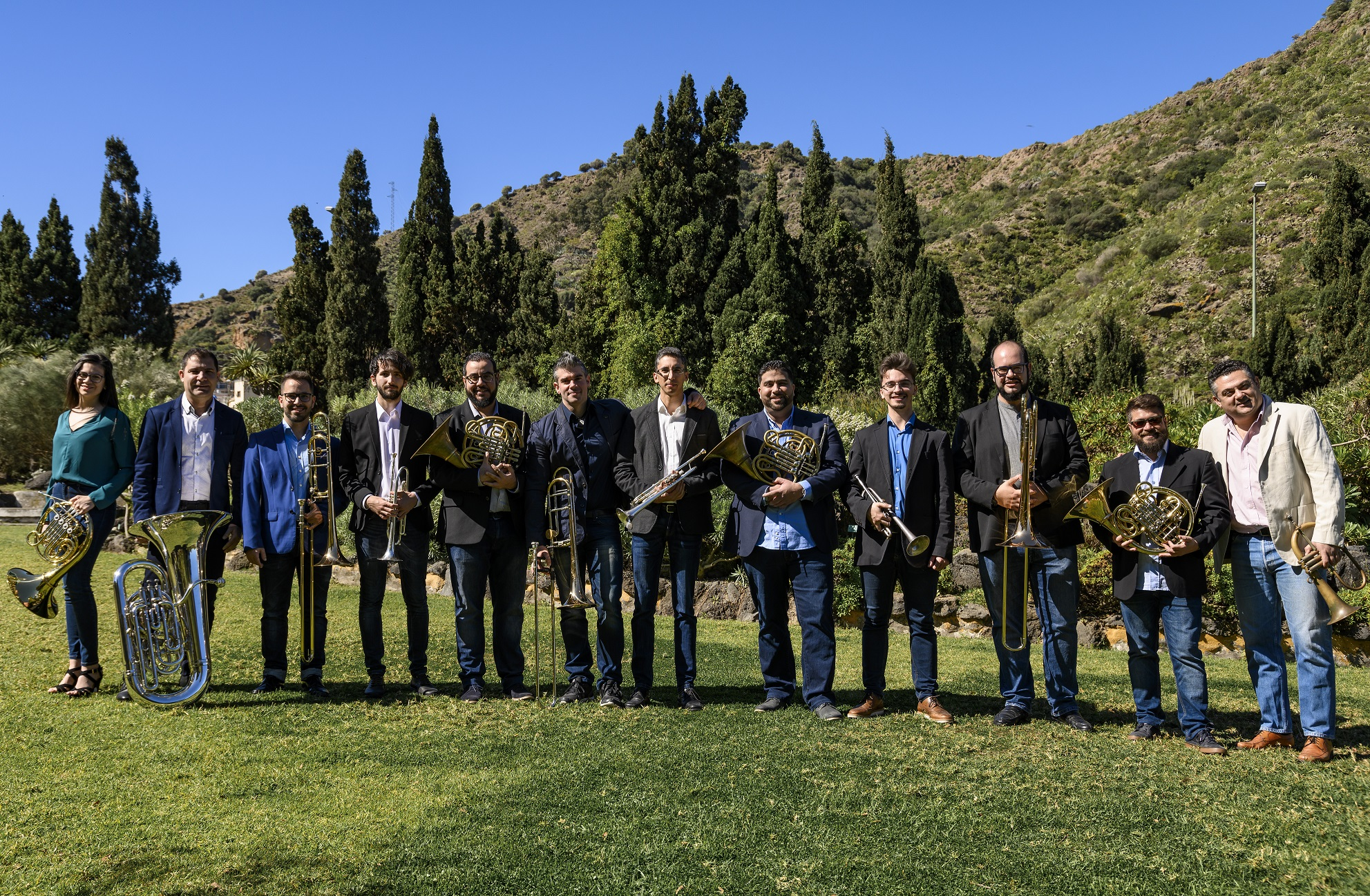 Canarias Brass Connection
