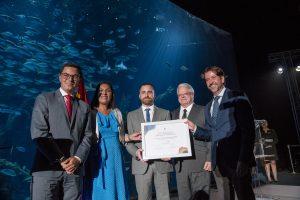 Entrega de Premios de Turismo Islas Canarias 2018