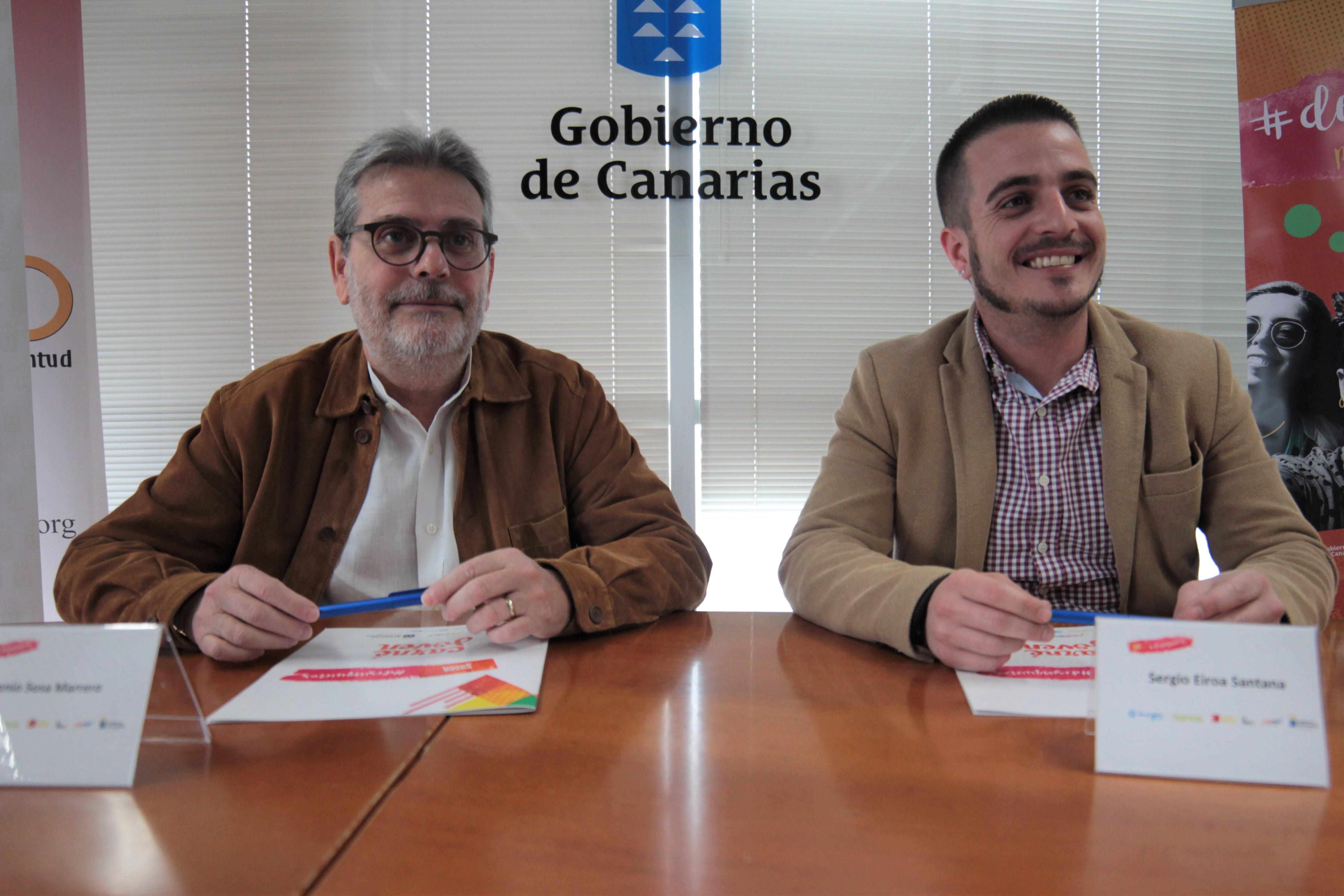 La DG de Juventud e Ideo presentan la programación de actividades 2019