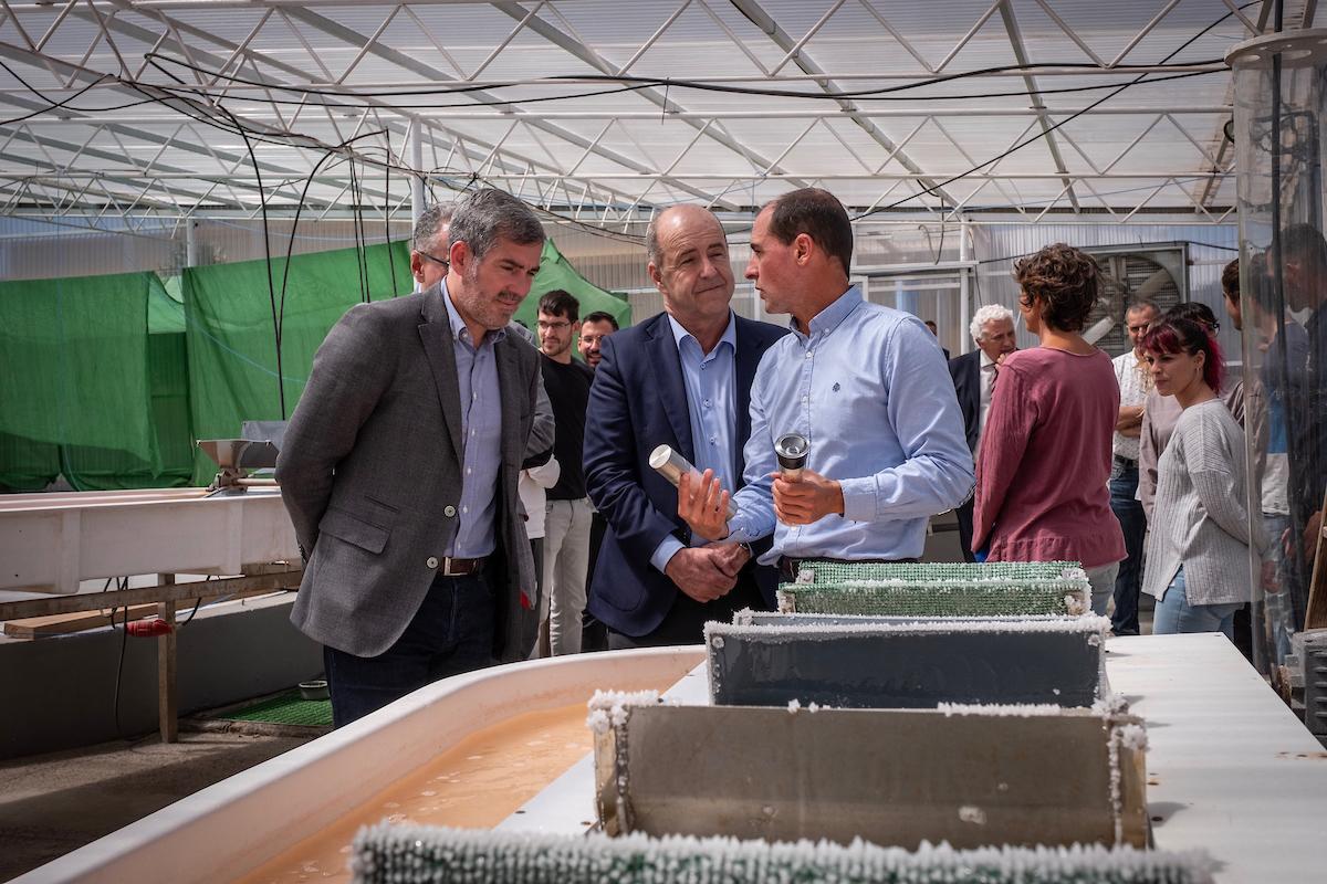 Clavijo: Canarias tiene en el ITC su principal baza para afrontar los retos de crecimiento y sostenibilidad