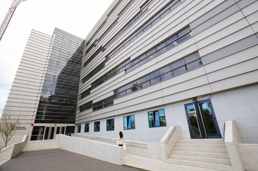 Sede de la Consejería de Sanidad en Gran Canaria.