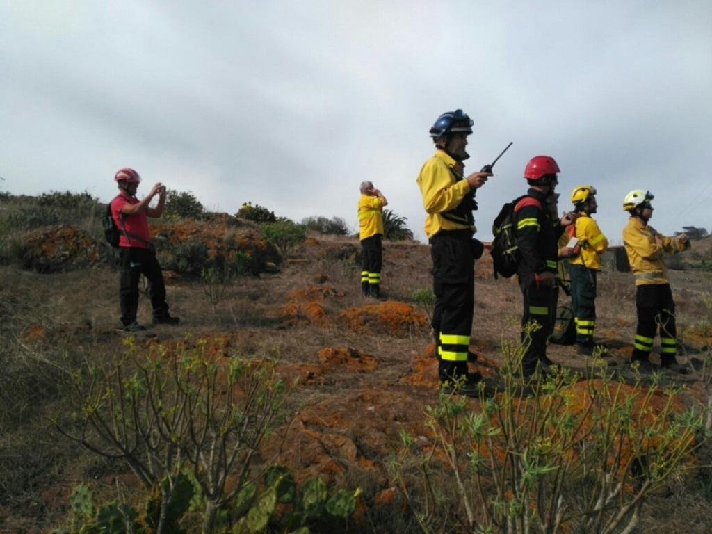 curso extinción incendios forestales