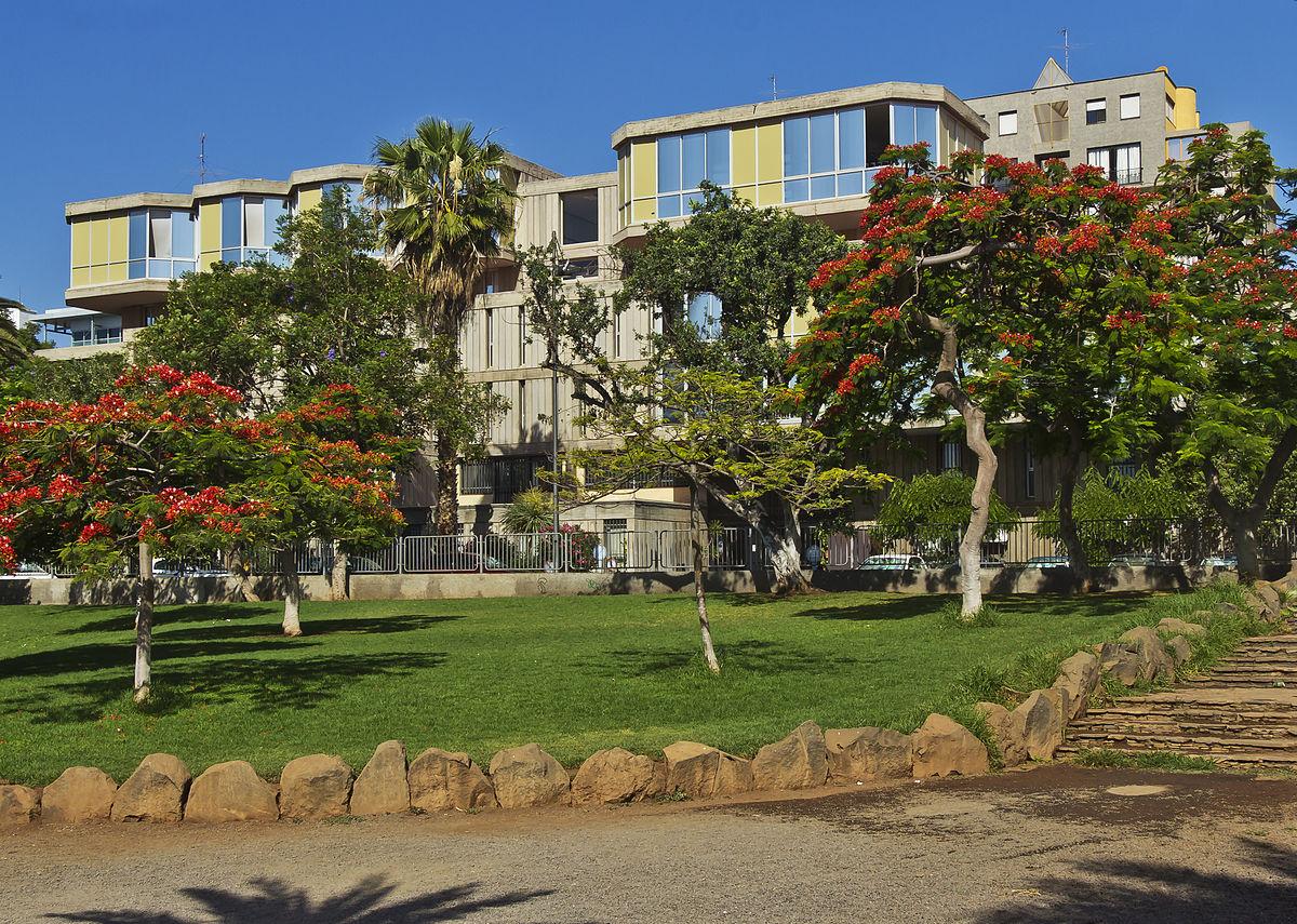 La Granja Espacio de Creación está en la Casa de la Cultura de Santa Cruz de Tenerife