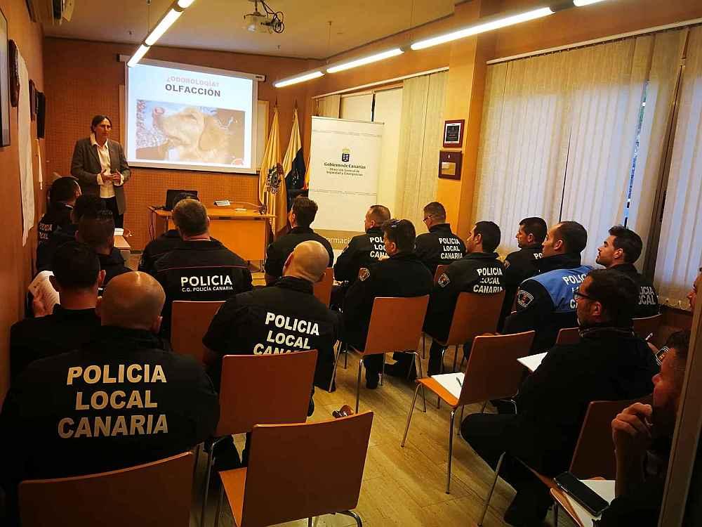 Las sesiones formativas están dirigidas a más de medio centenar de empleados públicos.