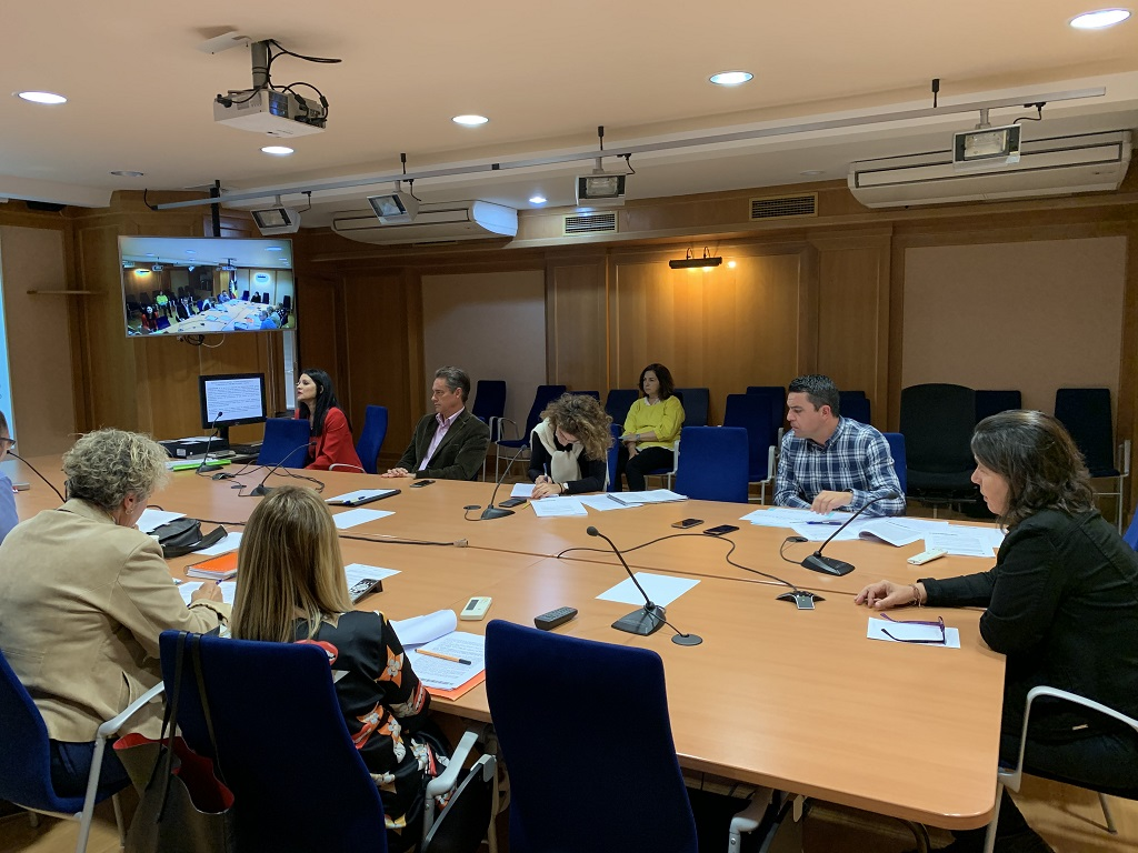 Reunión de la Comisión Autonómica de Evaluación Ambiental