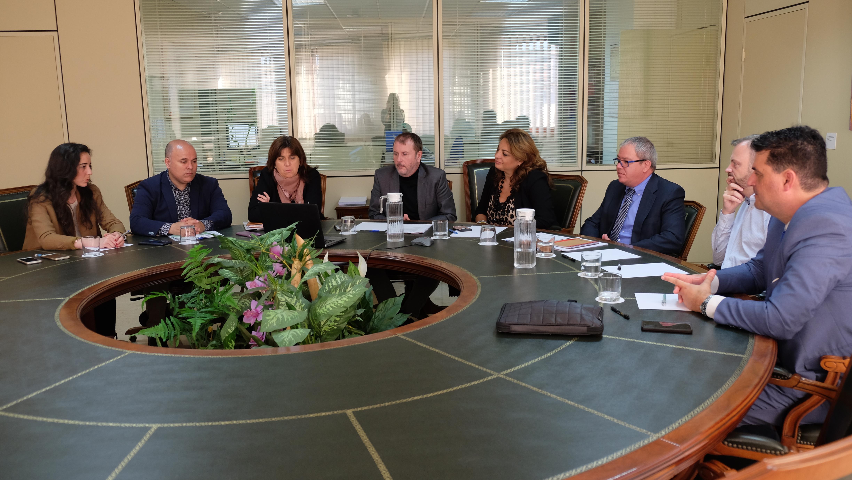 Reunión de Cristina Valido con ATA