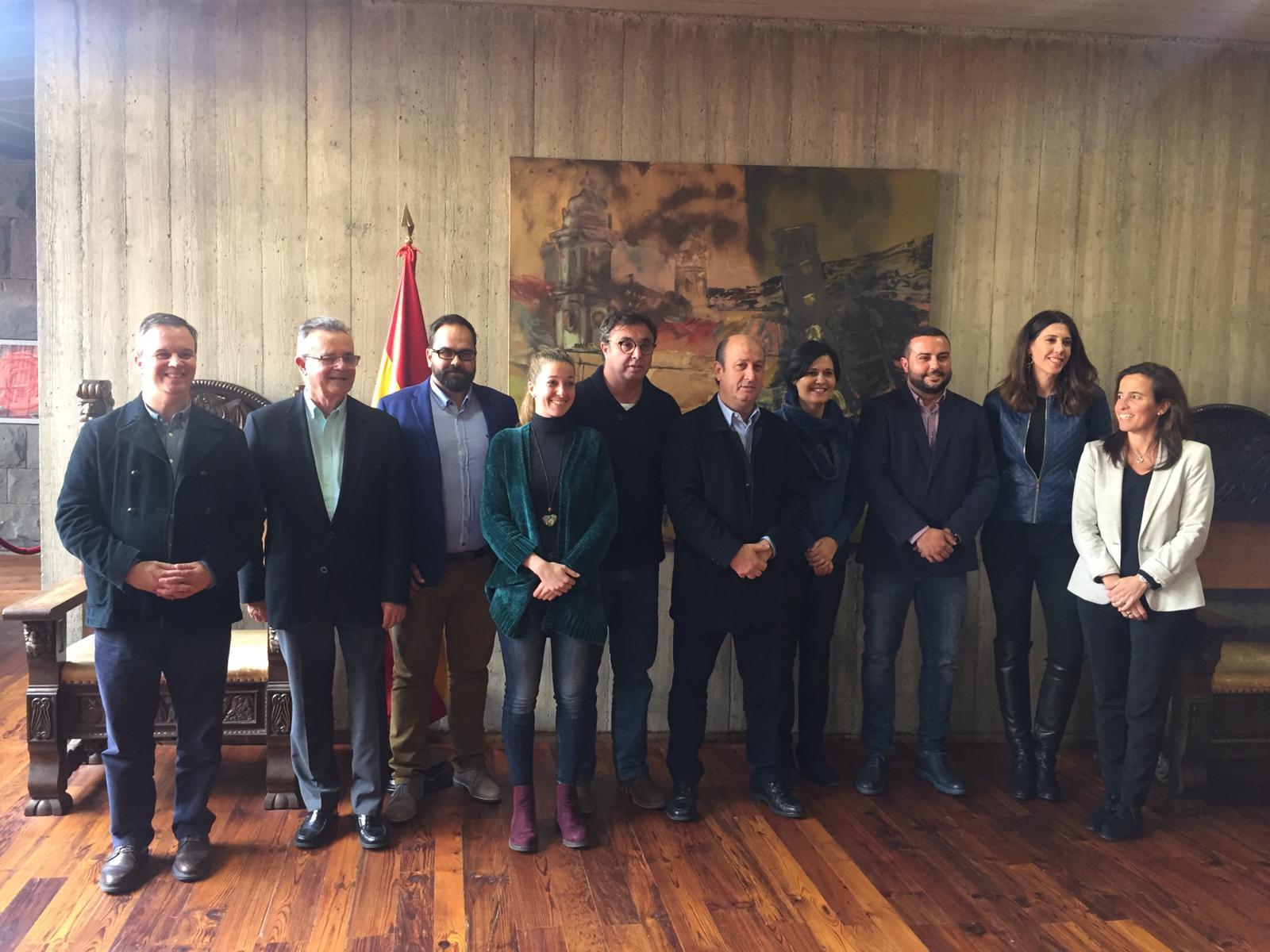 El Gobierno de Canarias avanza en la organización de los Campeonatos Iberoamericanos de Tenerife 2020