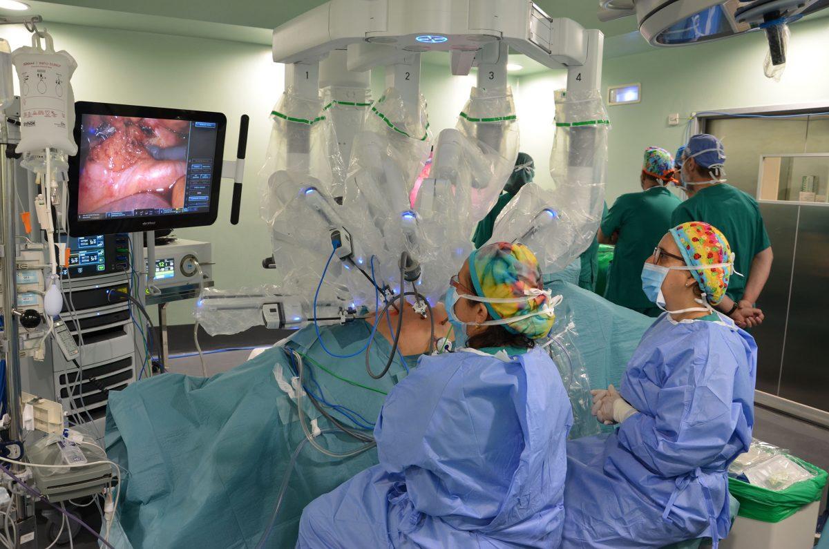 Operación de próstata abierta pro y controlador