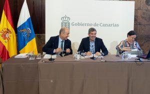 Presentación del estudio sobre el coste de la doble insularidad en Canarias