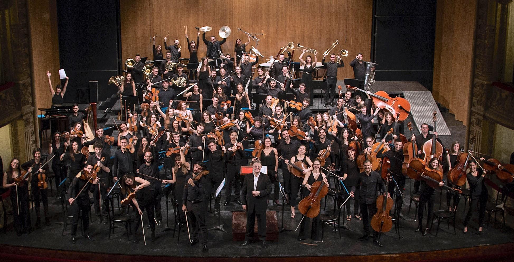 La JOCAN está integrada actualmente por 150 músicos