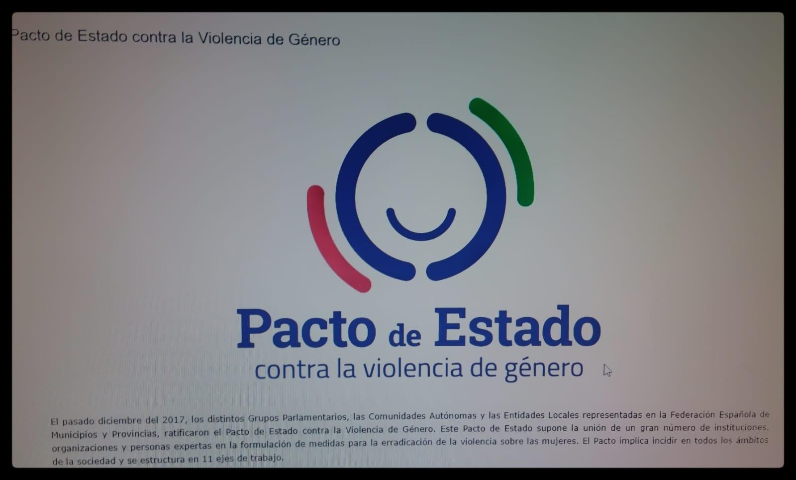 Fondos para Canarias del Pacto de Estado contra la Violencia de Género