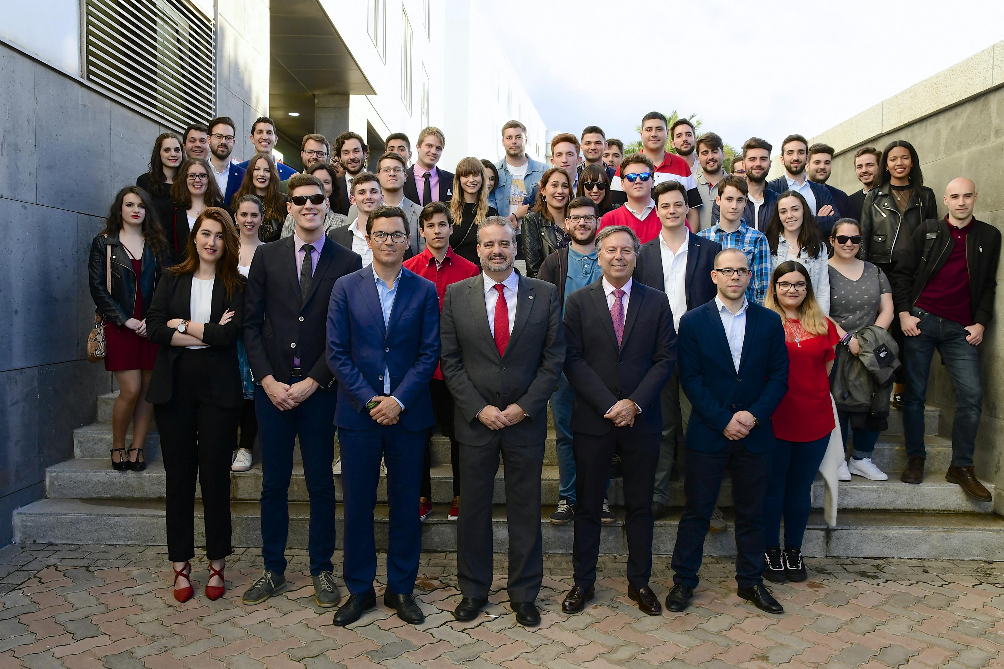 XLIV Congreso Nacional de la Asociación Española de Alumnos de Ciencias Económicas y Empresariales