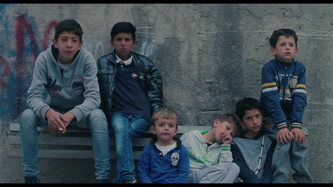 Fotograma de 'A Ciambra', película que abre el ciclo