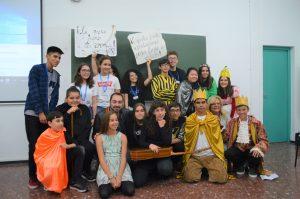 Congreso de Jóvenes Lectores y Escritores.