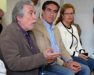 Visita Jordi Sierra a Ciemi La Montañeta