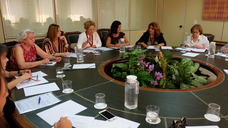Comisión Técnica Especializada Servicios sociales