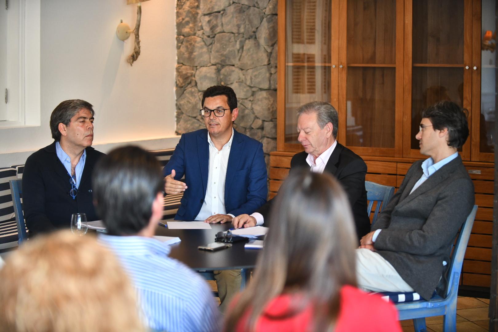 Asamblea de la Asociación de Puertos Deportivos de Canarias