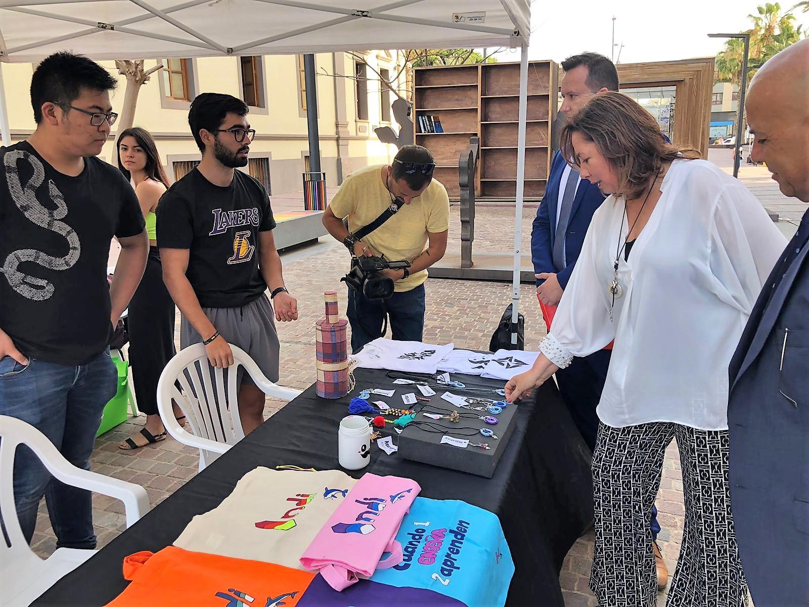 20190516_Educación_Feria Emprendimiento Ftva.