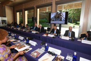 Reunión del XI Consejo Diplomático de Casa África