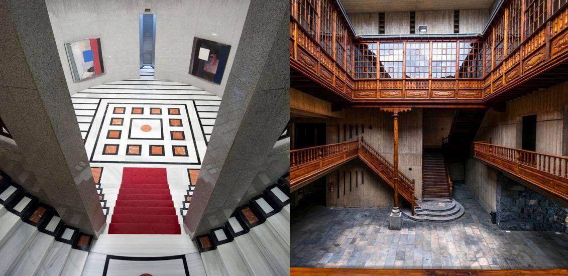 En la visita se podrán conocer los detalles de su singular arquitectura y obras de arte