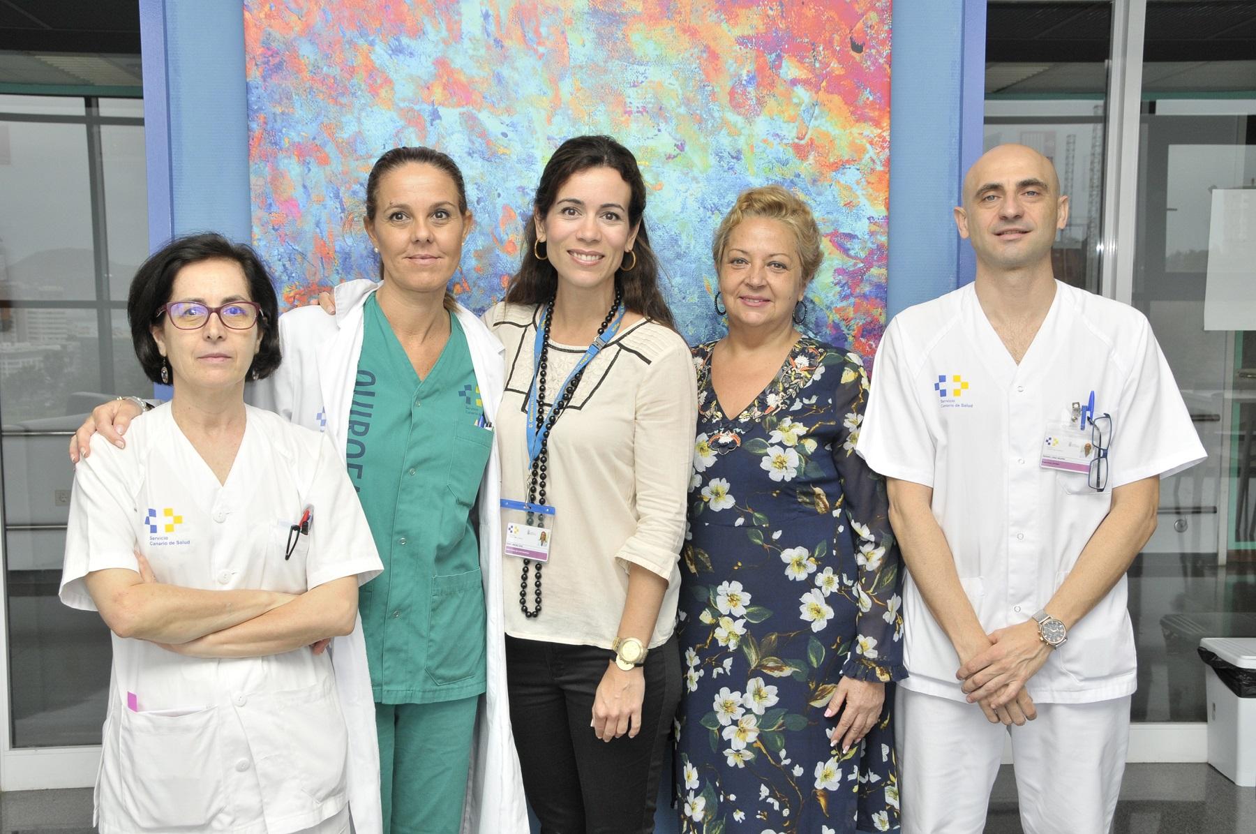 Profesionales de Enfermería participantes en el Congreso Nacional.