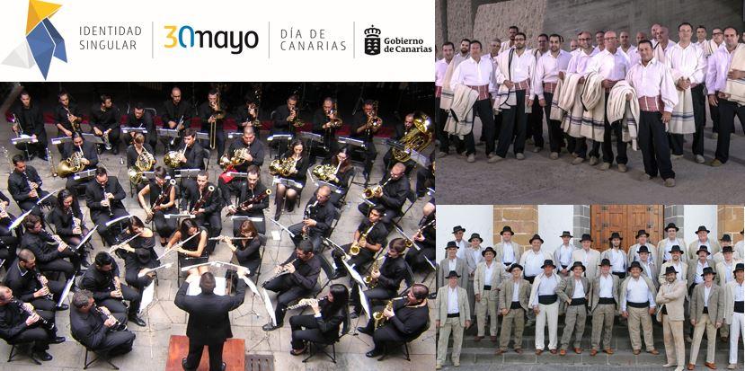 La Plaza de la Candelaria será el escenario de grandes actuaciones musicales para celebrar el Día de Canarias