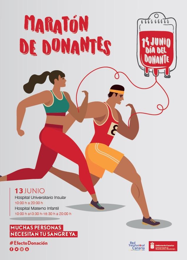 Cartel del maratón