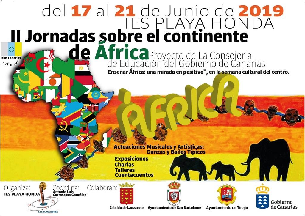La programación incluye actividades desde el día 17 de junio.