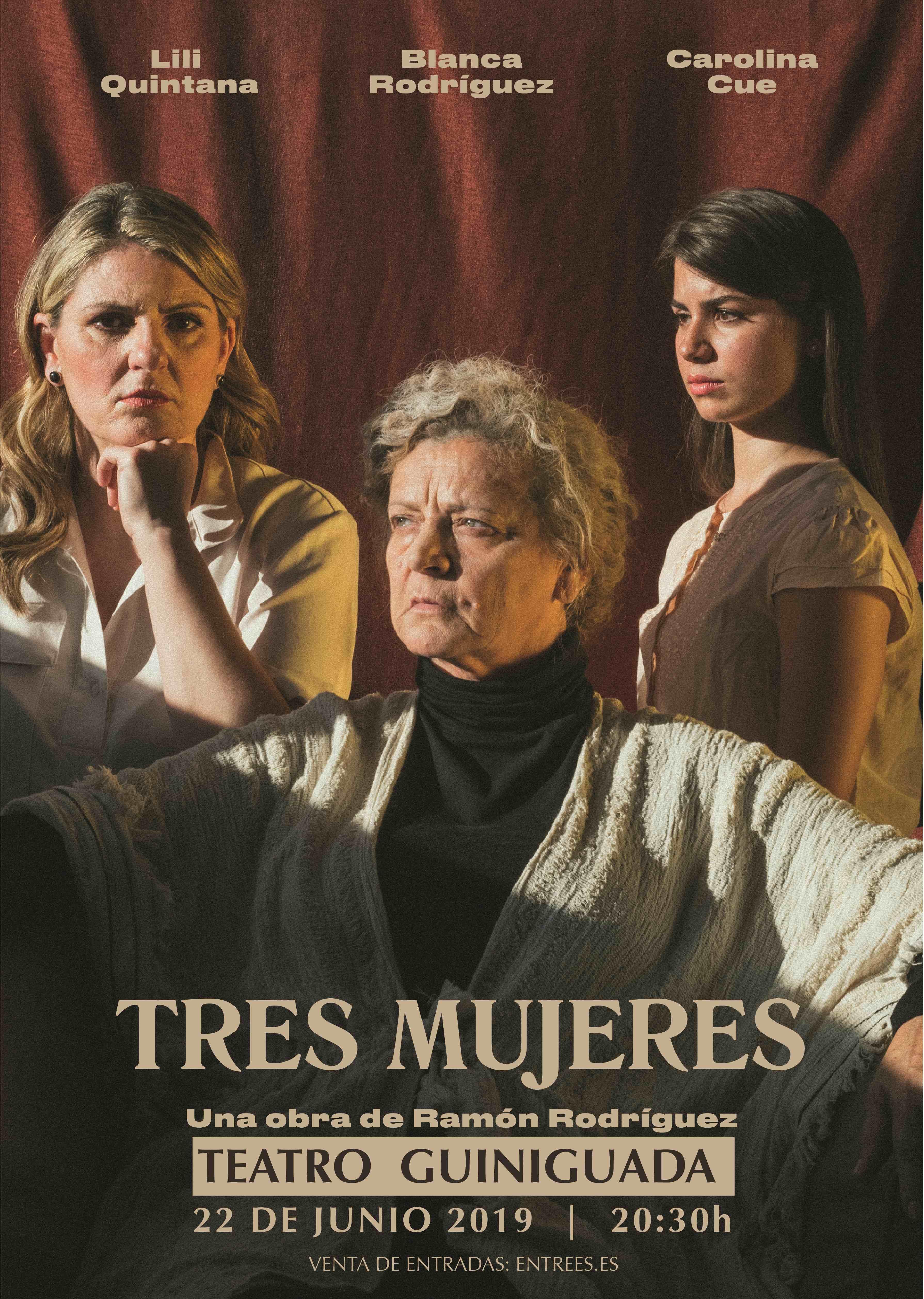 Blanca Rodríguez, Eloísa González y Carolina Cué