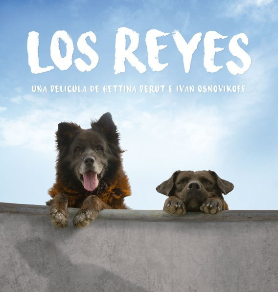 Los protagonistas son dos perros que viven libres en un skatepark