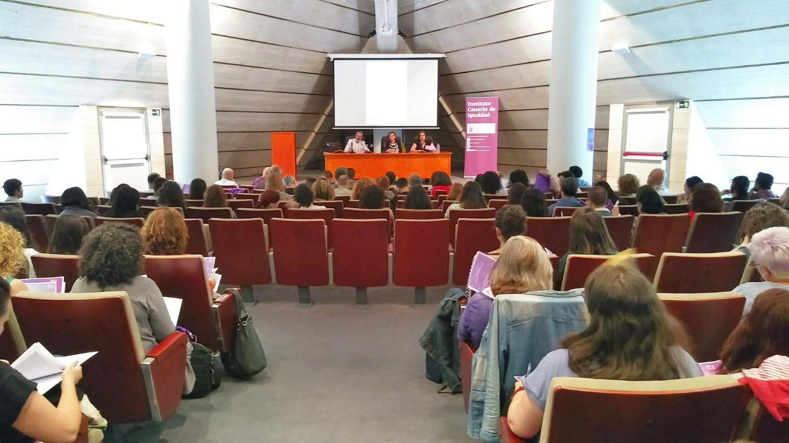 II Encuentro de Masculinidades Igualitarias en Canarias organizado por el ICI