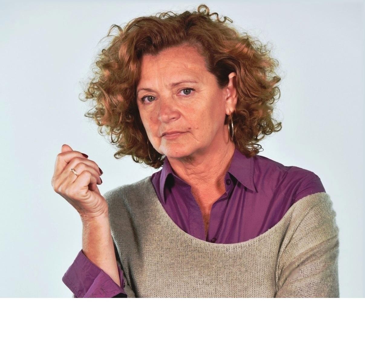 Blanca Rodríguez, actriz y directora