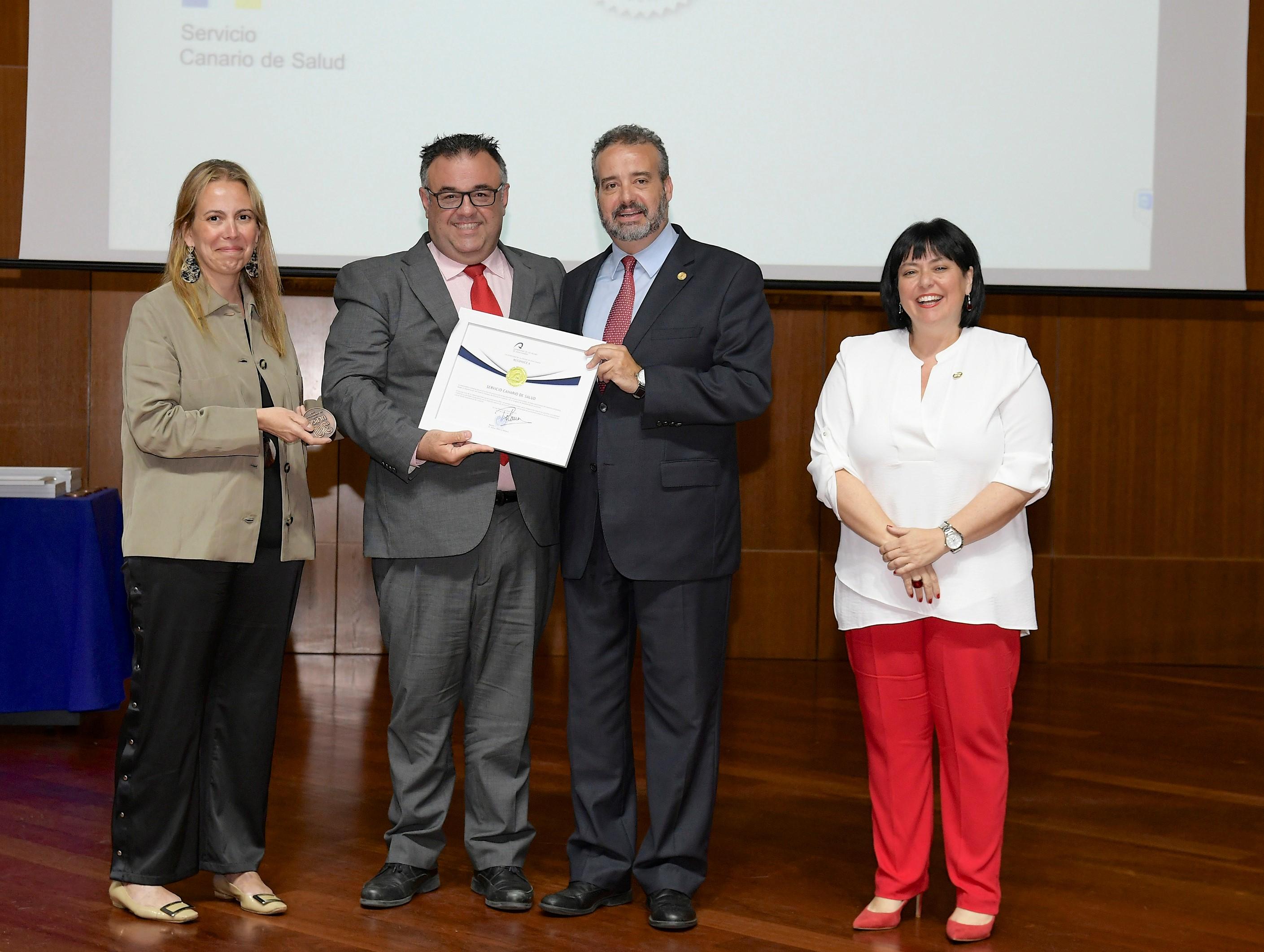 Premio de la ULPGC al SCS