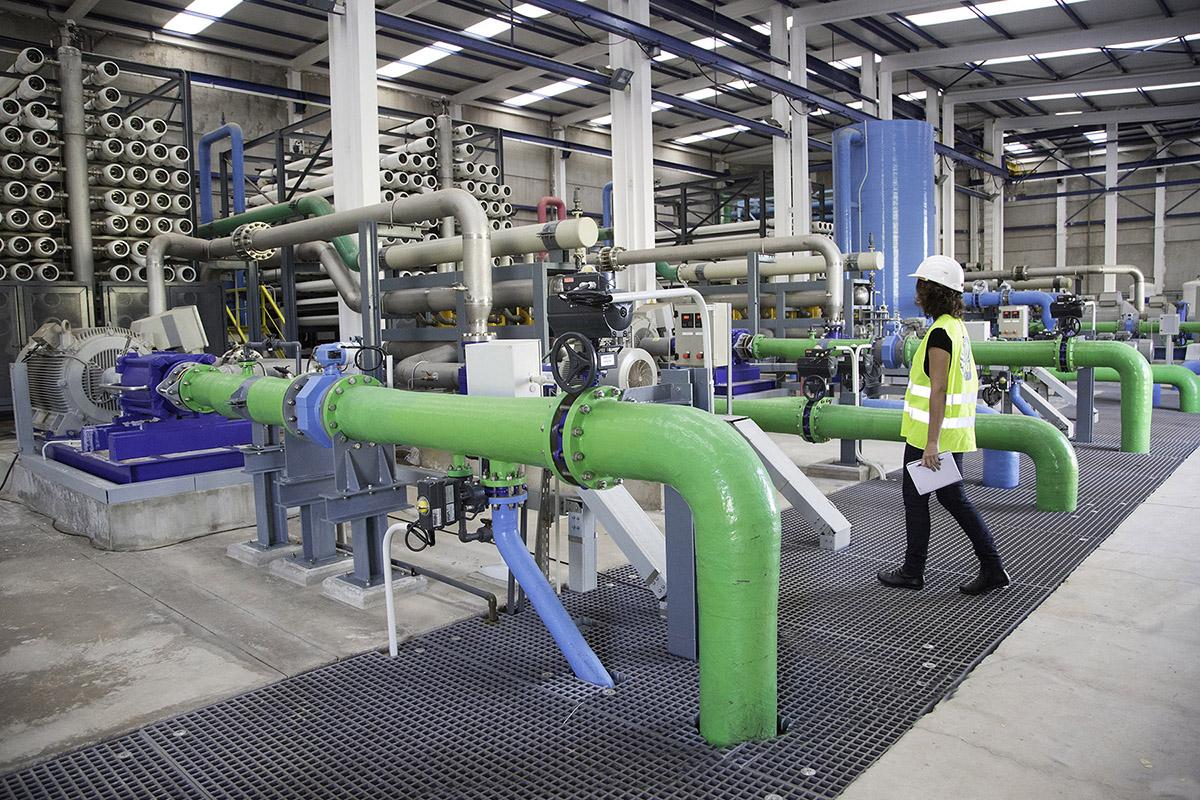 El FDCAN destinará más de 322 millones de euros a mejorar las infraestructuras hidráulicas canarias