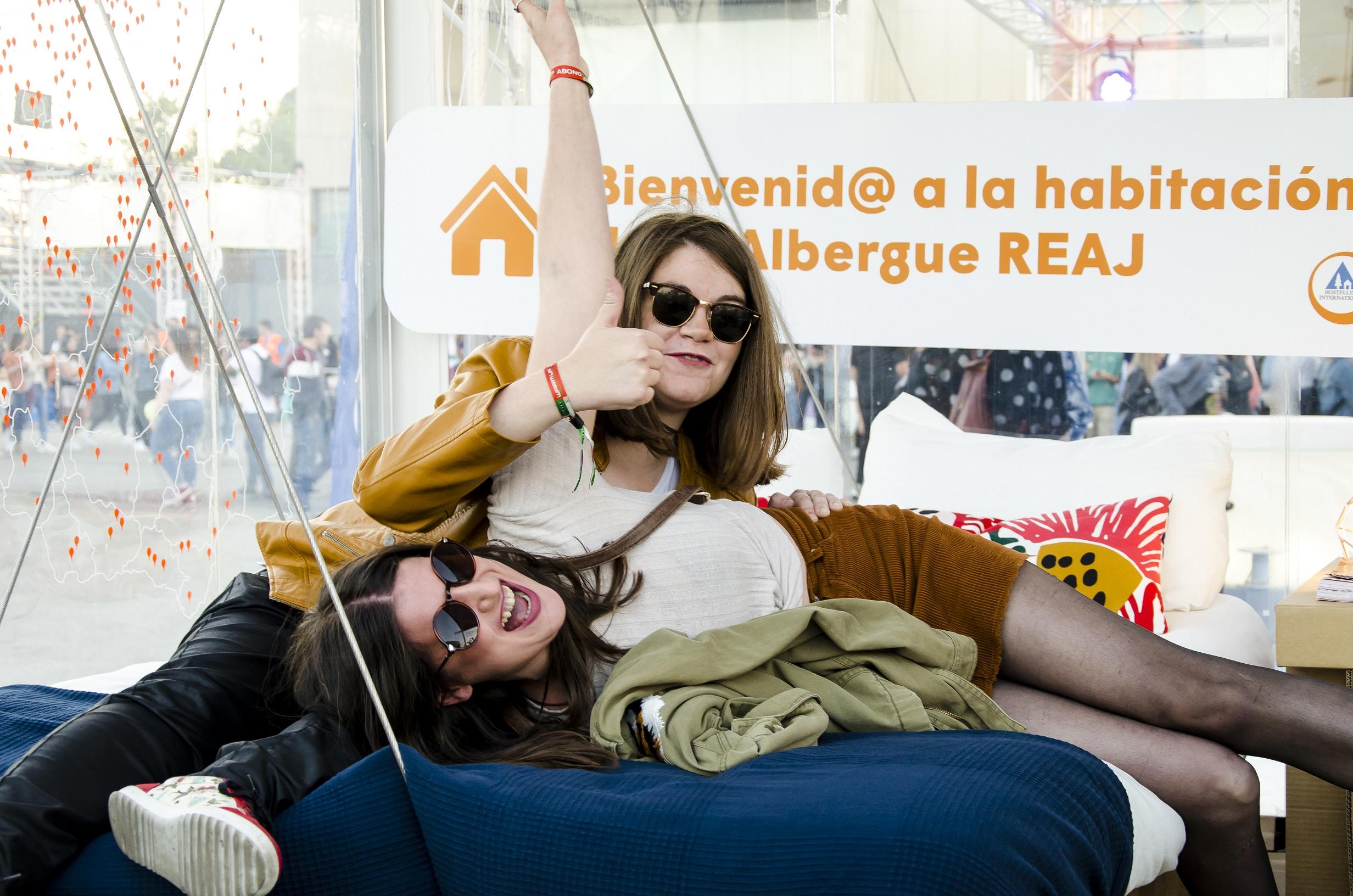 Campaña de Albergues REAJ en Las Palmas de Gran Canaria