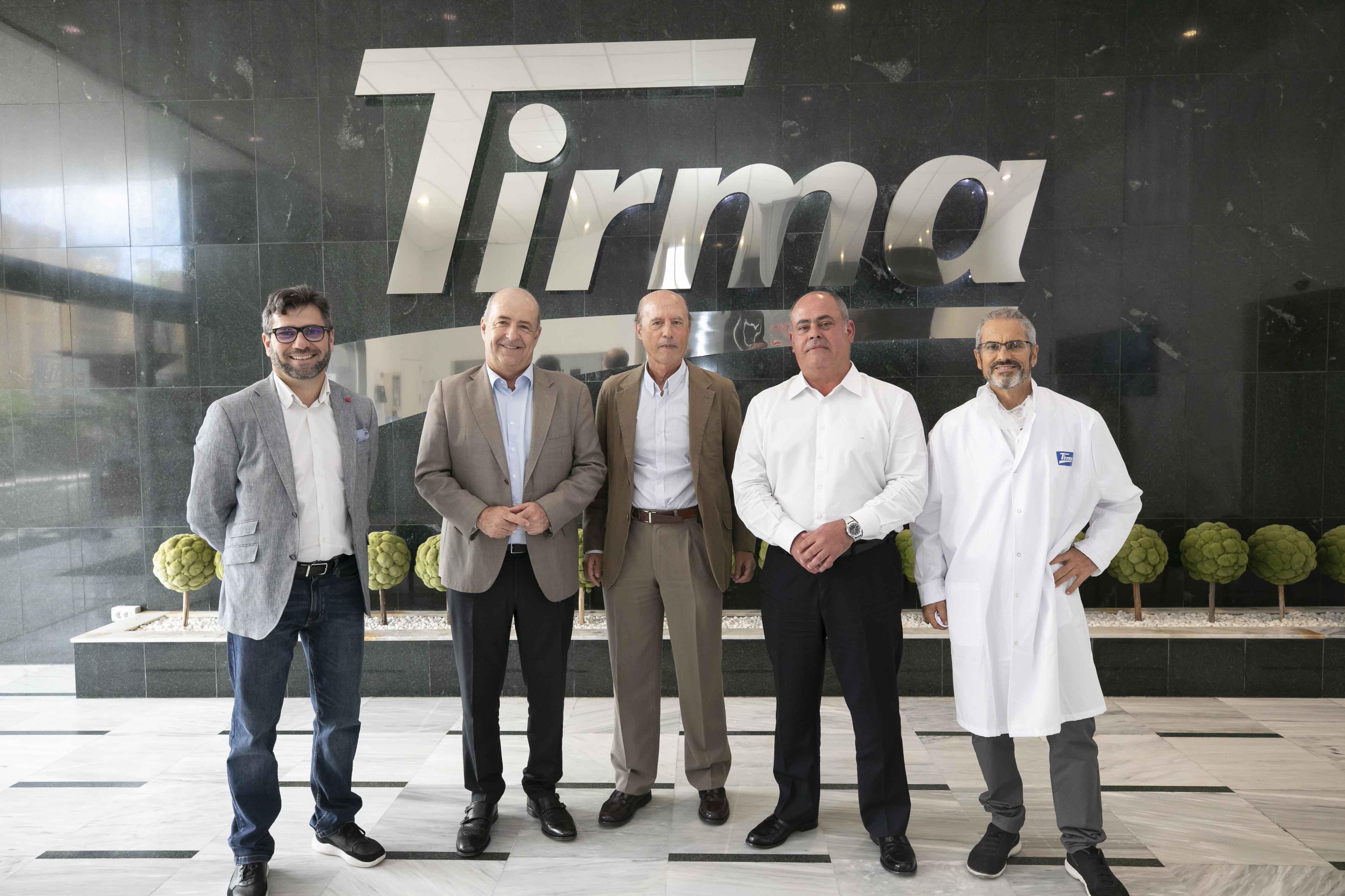 Pedro Ortega destaca el esfuerzo de la industria agroalimentaria de Canarias para expandirse