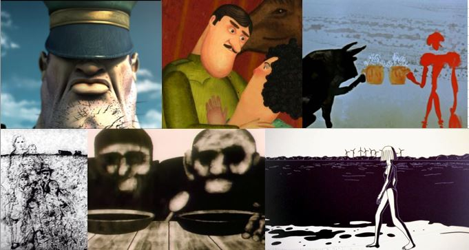 Filmoteca Canaria proyecta un nuevo bloque de cortometrajes polacos de animación
