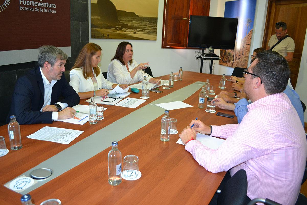Infraestructuras educativas Fuerteventura