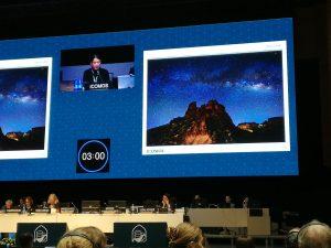 Risco Caído y las Montañas Sagradas son escogidas por la Unesco como Patrimonio Mundial.