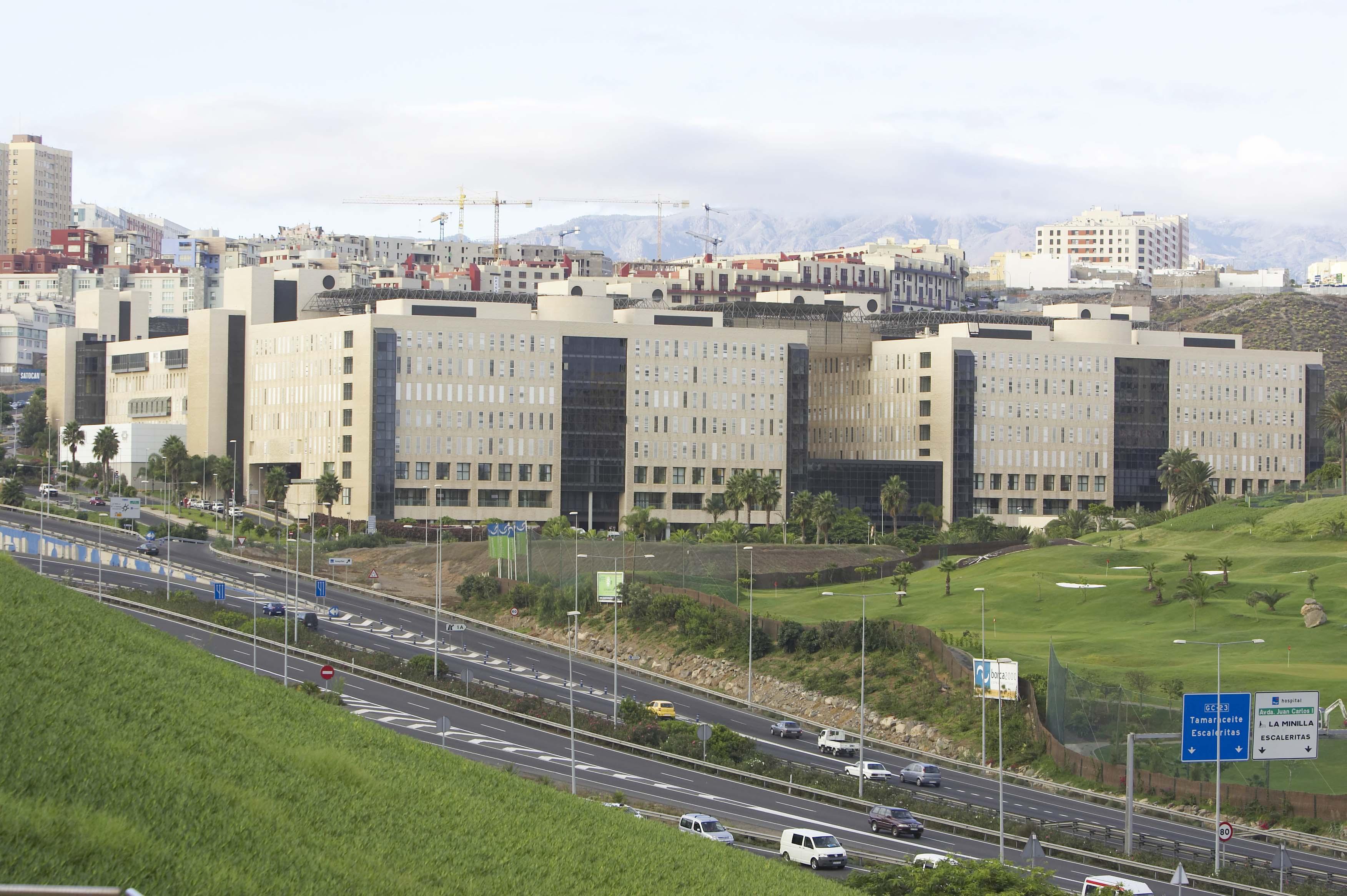 Hospital Dr. Negrín