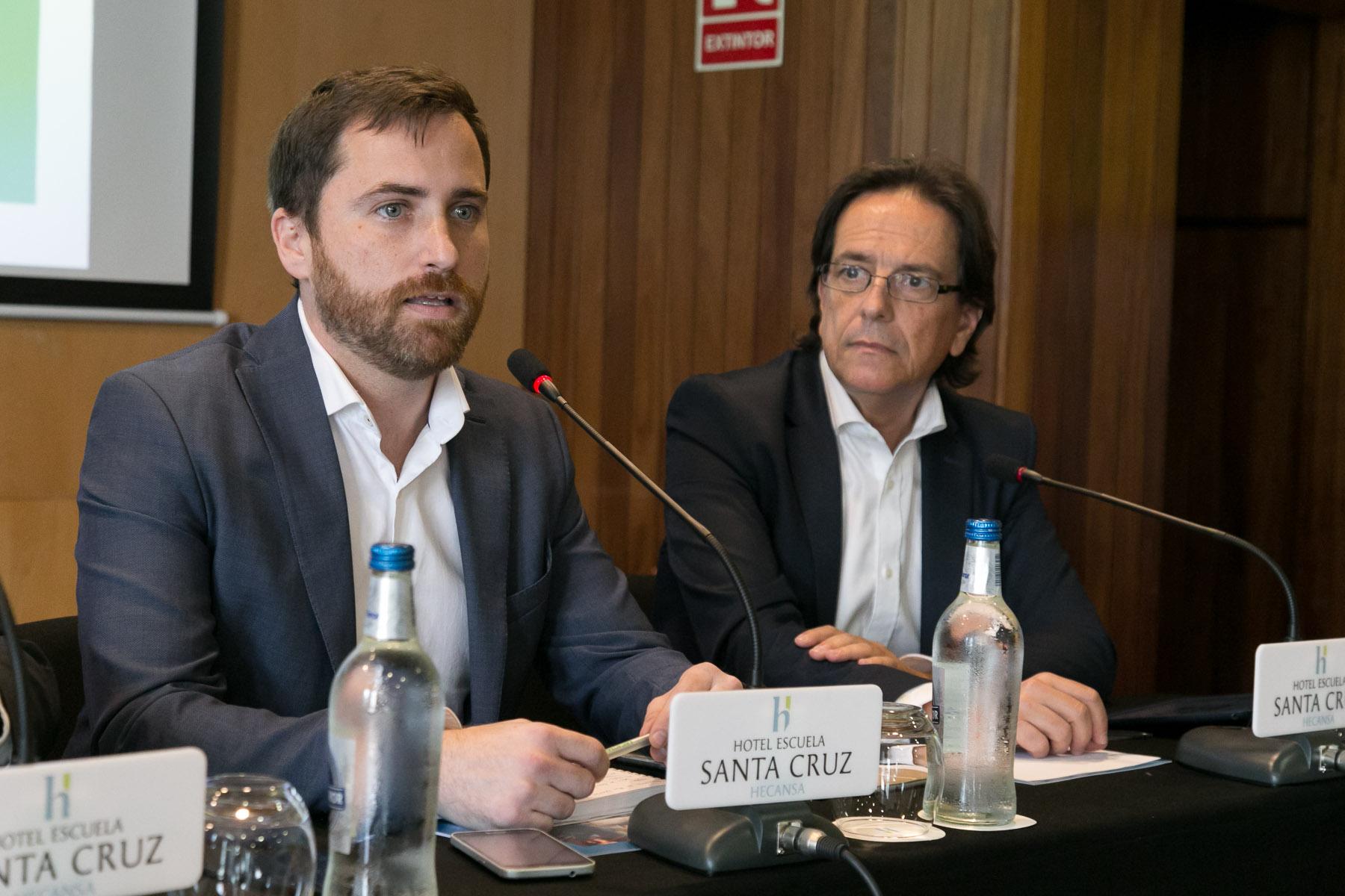 Isaac Castellano presenta Plan de Turismo 2025