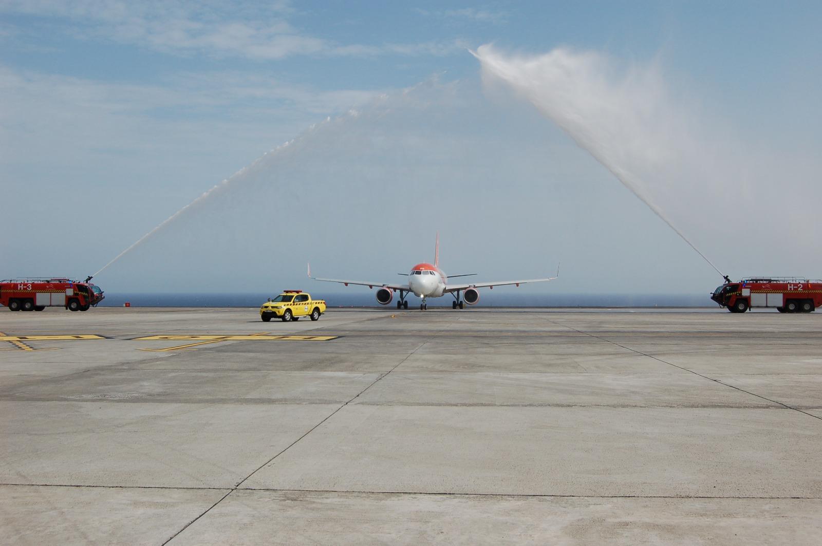 06082019_ La Consejería de Turismo recibe una nominación del World Routes 2019 por la gestión en la captación de rutas aéreas
