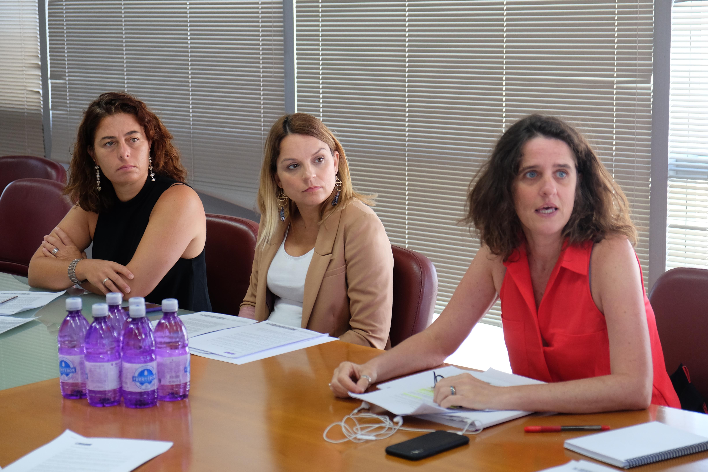 Reunión Instituto Canario de Igualdad 1