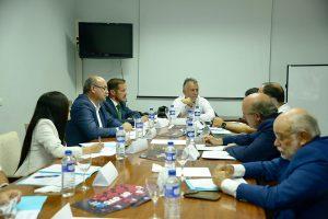 Reunión de apoyo a la instalación del TMT en La Palma