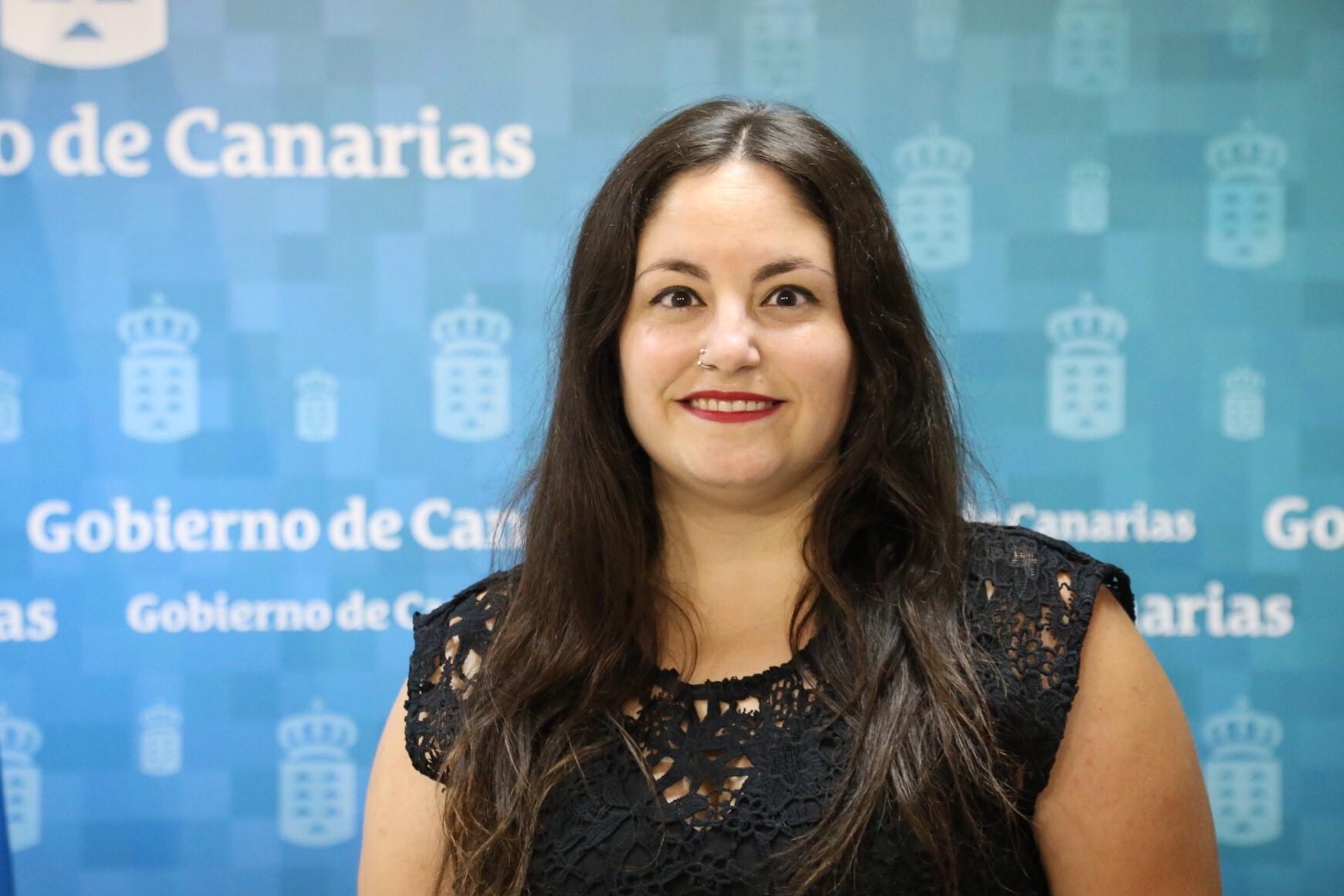 Directora general de Juventud, Laura Fuentes