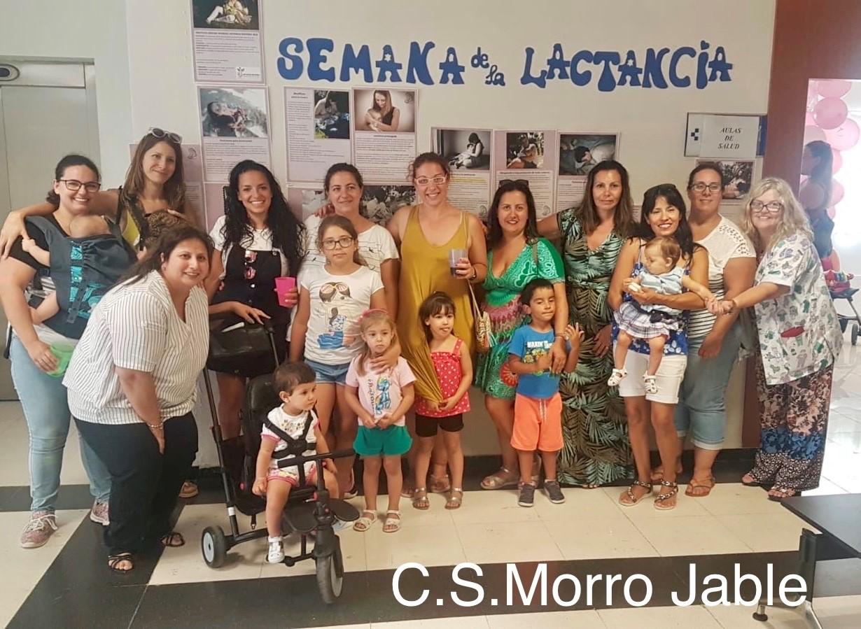 Participantes en el CS de Morro Jable.