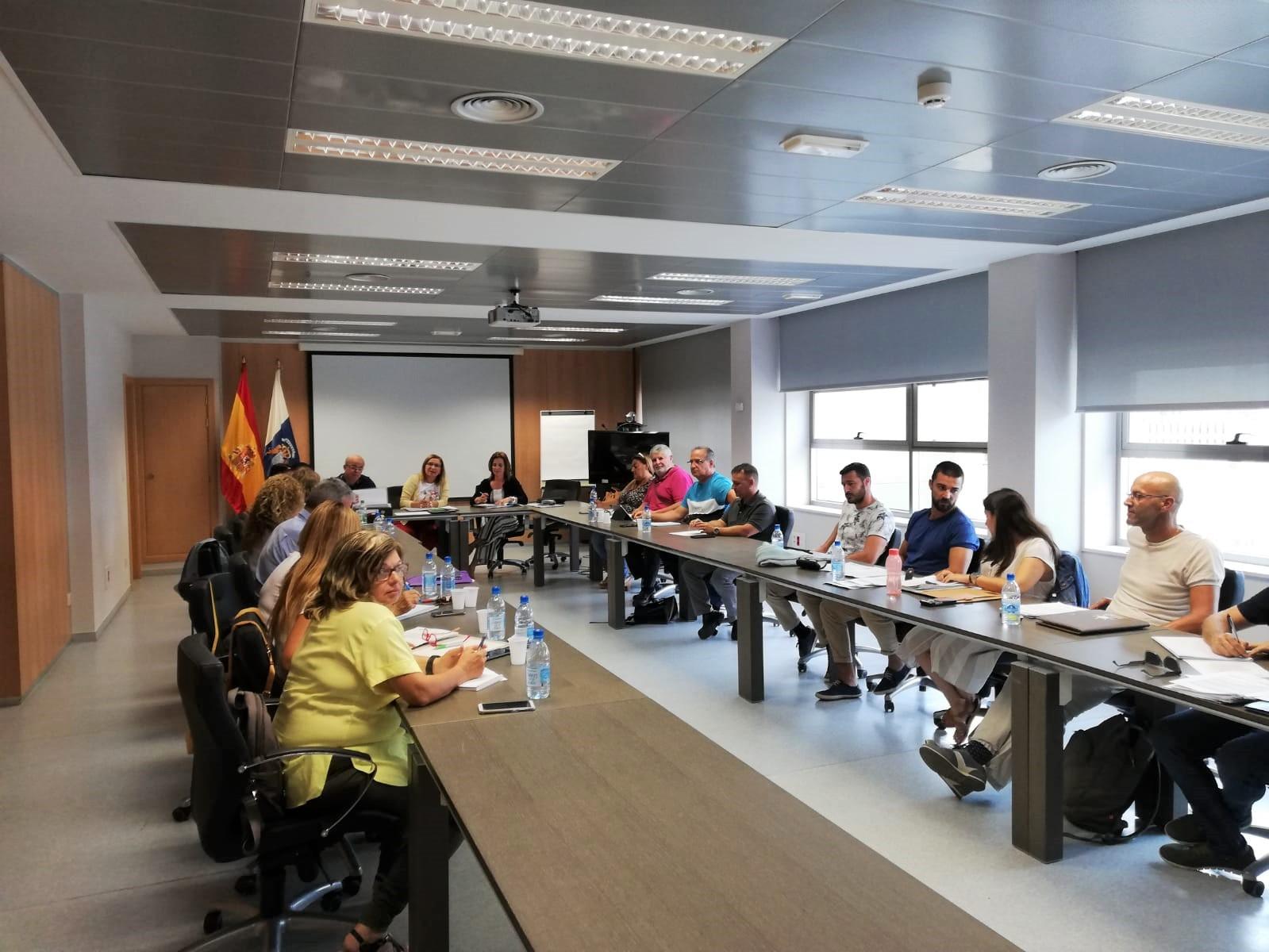 Reunión de la Mesa Sectorial.